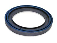 Custom Molded Gasket Rubber to Metal Bonded