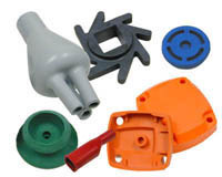 Custom Molded Rubber and Custom Molded Silicone Parts