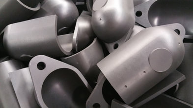 NBR Custom Molded Rubber Parts