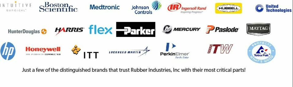 Rubber Liquid Silicone Rubber - Rubber Industries 952-445-1320